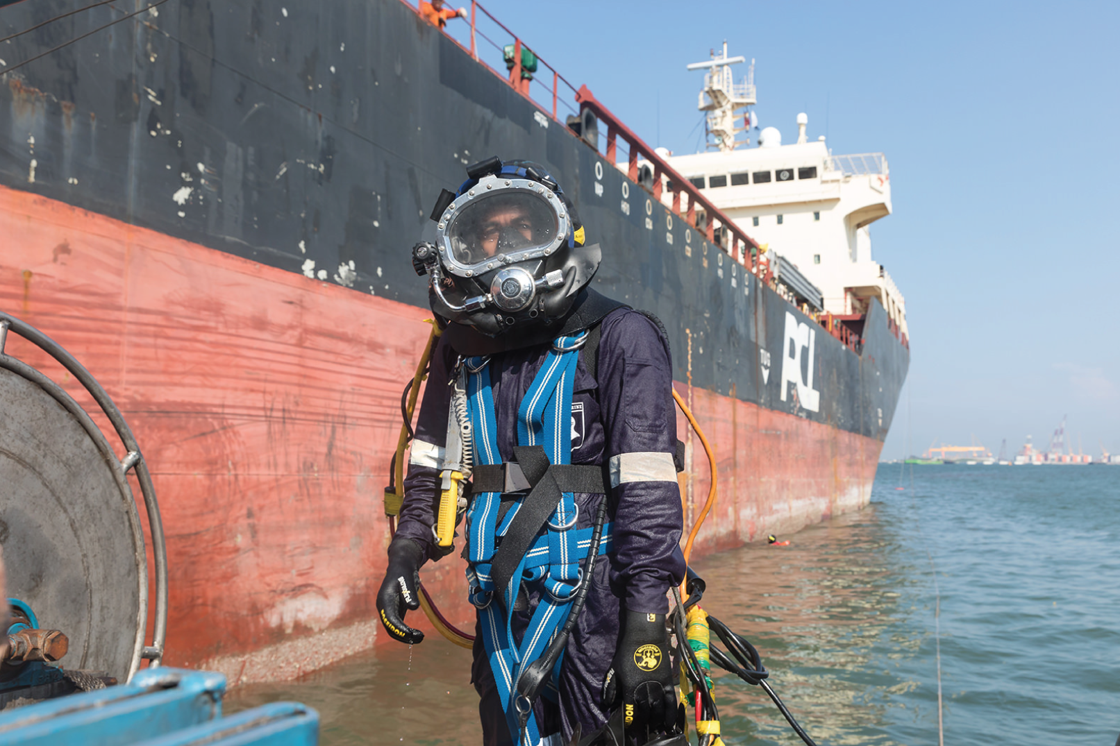 3 reasons to make Underwater Hull Inspection part of your ship maintenance plan