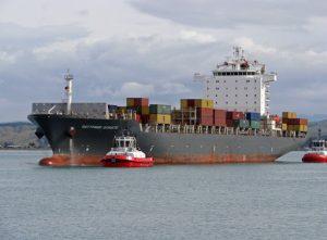 Gottfried Schulte - Container Vessel